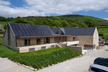 Cembrit Gendyne natural slate gives museum a Devonian roof