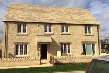 Low maintenance windows for Bentham Green development