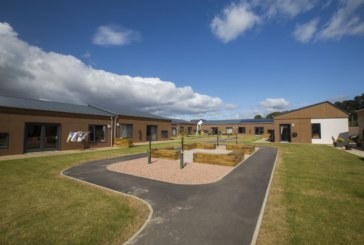 First tenants take up residence at FitHome development
