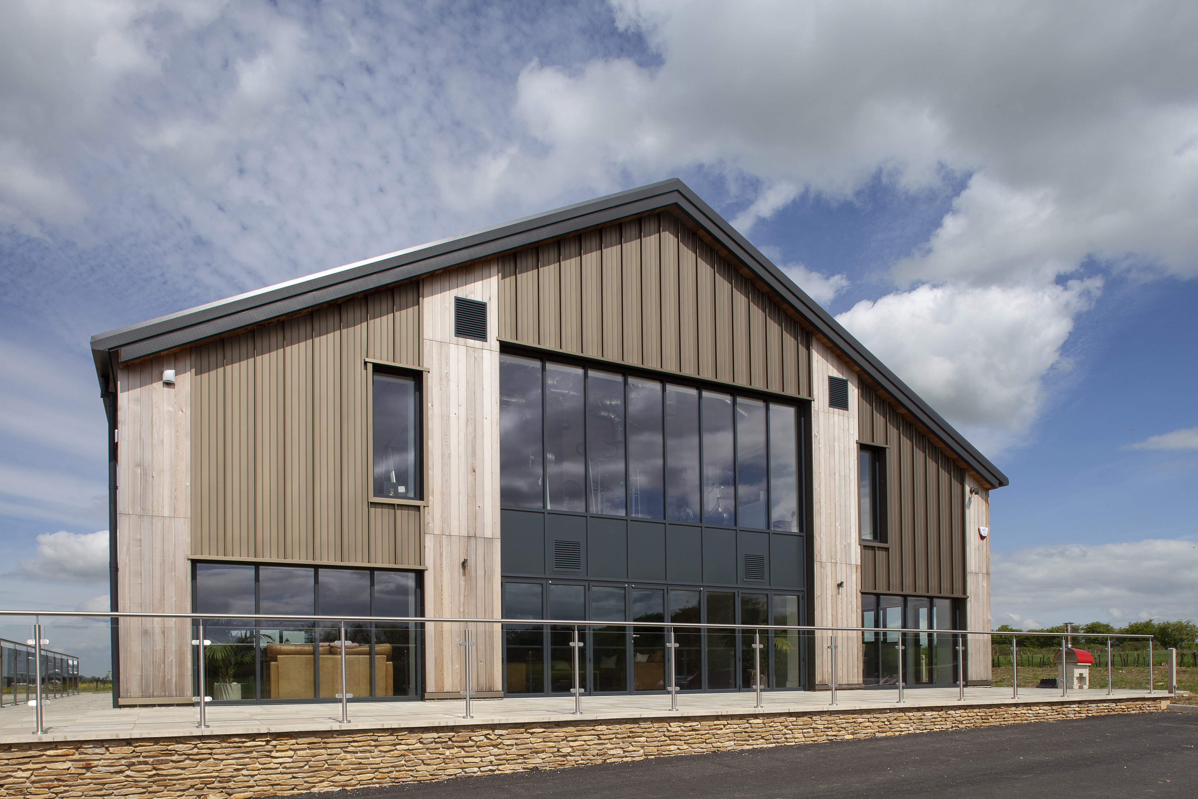 Kingspan insulates rehabilitation centre