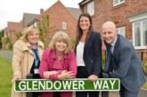 Harriett Baldwin MP visits Great Witley village scheme to discuss affordable rural housing