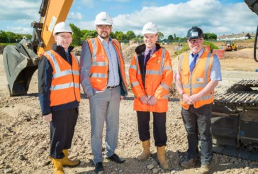 Community initiatives in discussion to accompany 218 new homes in County Durham