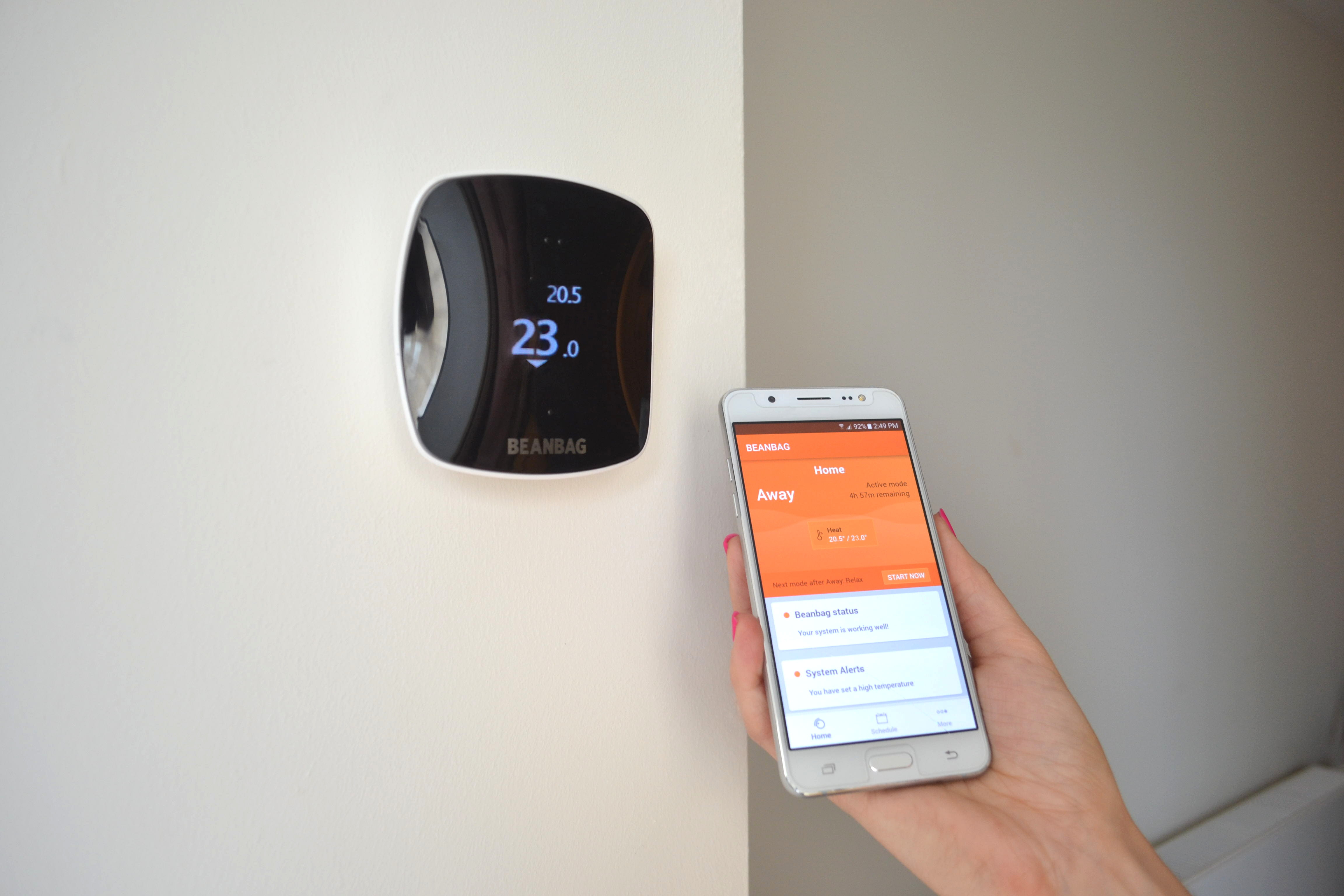 Are social landlords warming to smart heat technology?