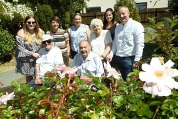 Garden makeover for armed forces veterans