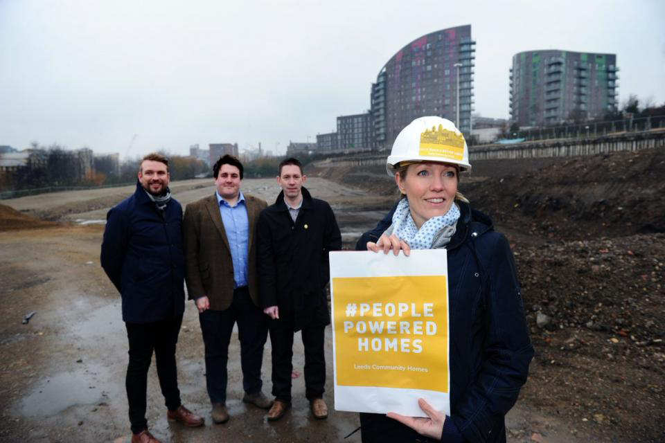 Growing YIMBY attitudes and major government fund to boost community led housing movement