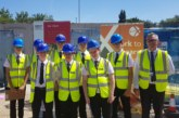 Morgan Sindall Property Services teaches local students about construction