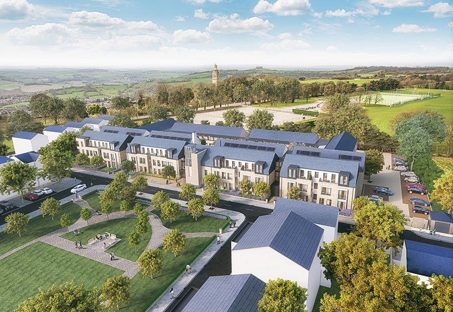 New retirement housing development draws inspiration from Pride and Prejudice