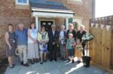 Four generations help celebrate Rural Housing Week in Yarwell