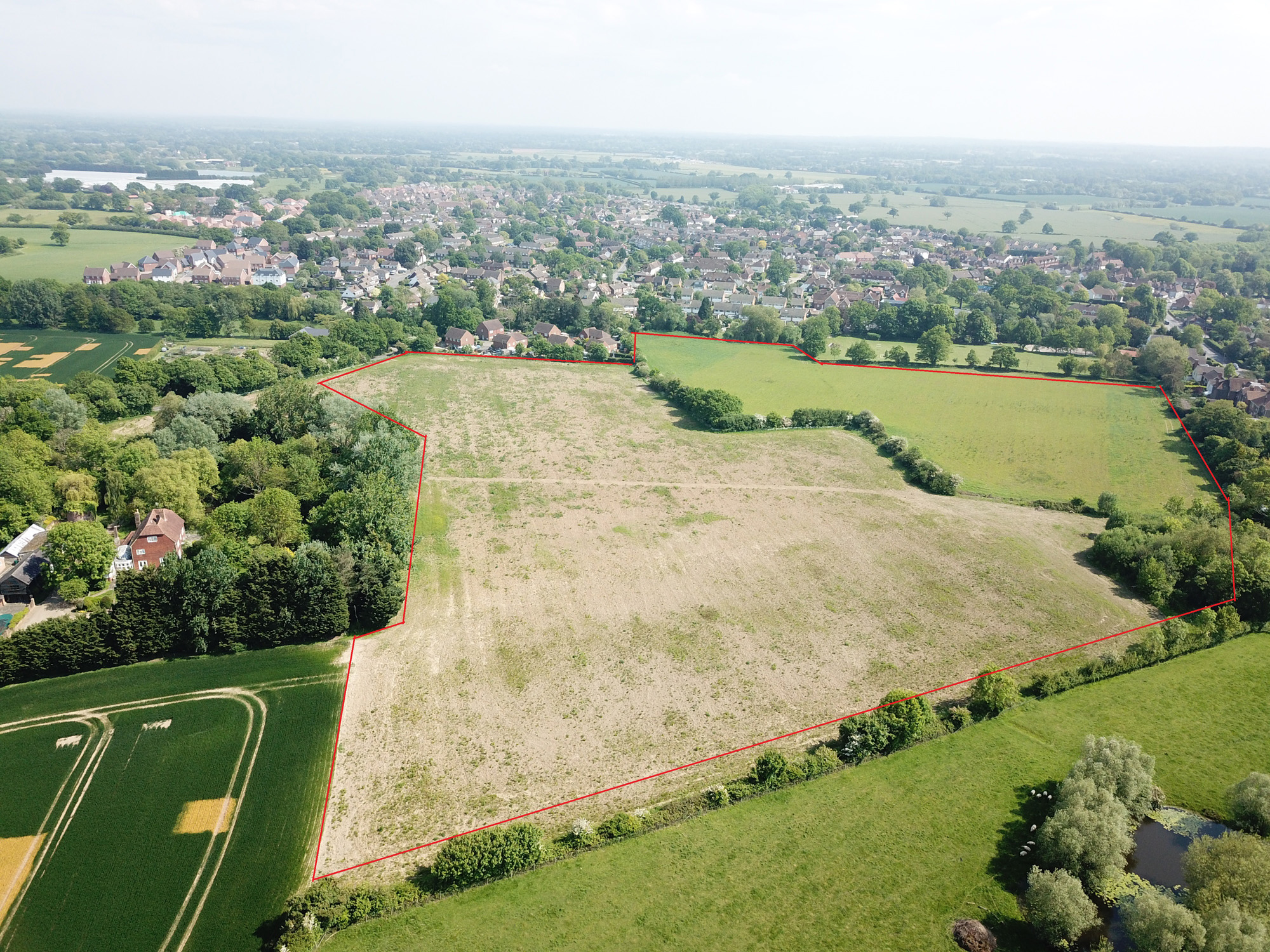 Orbit signs joint venture to deliver new homes in Headcorn