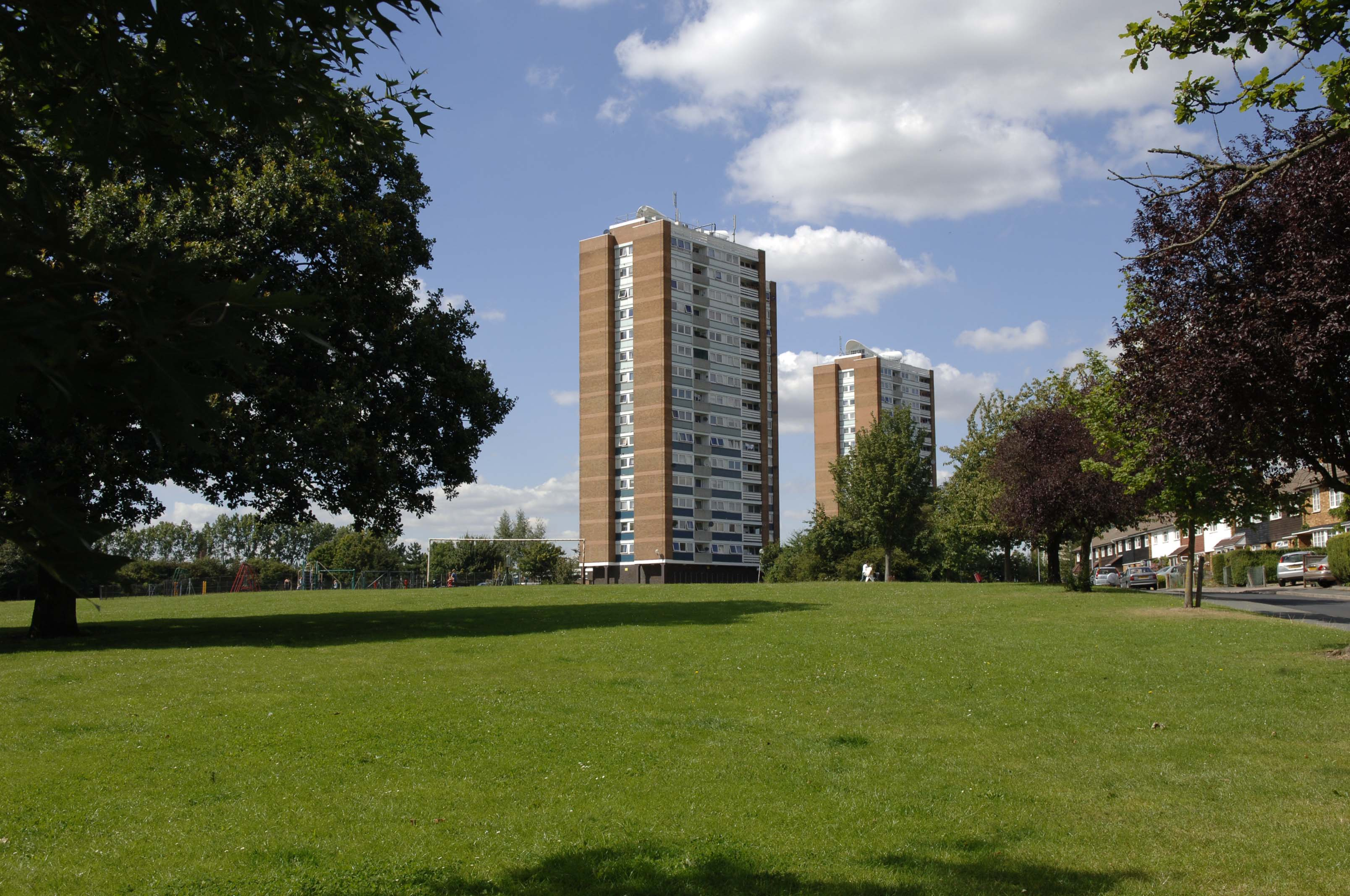Tower blocks' fire alarm systems raised to top category protection with Aico