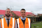 County Durham Housing Group's £138m home improvement programme has moved into Willington