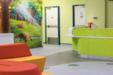 Altro flooring brings enchantment to new children's emergency unit in Milton Keynes