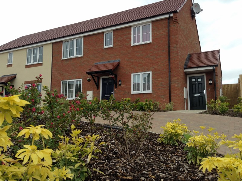 Funding for Northamptonshire Rural Housing Association's affordable housing scheme in Walgrave approved