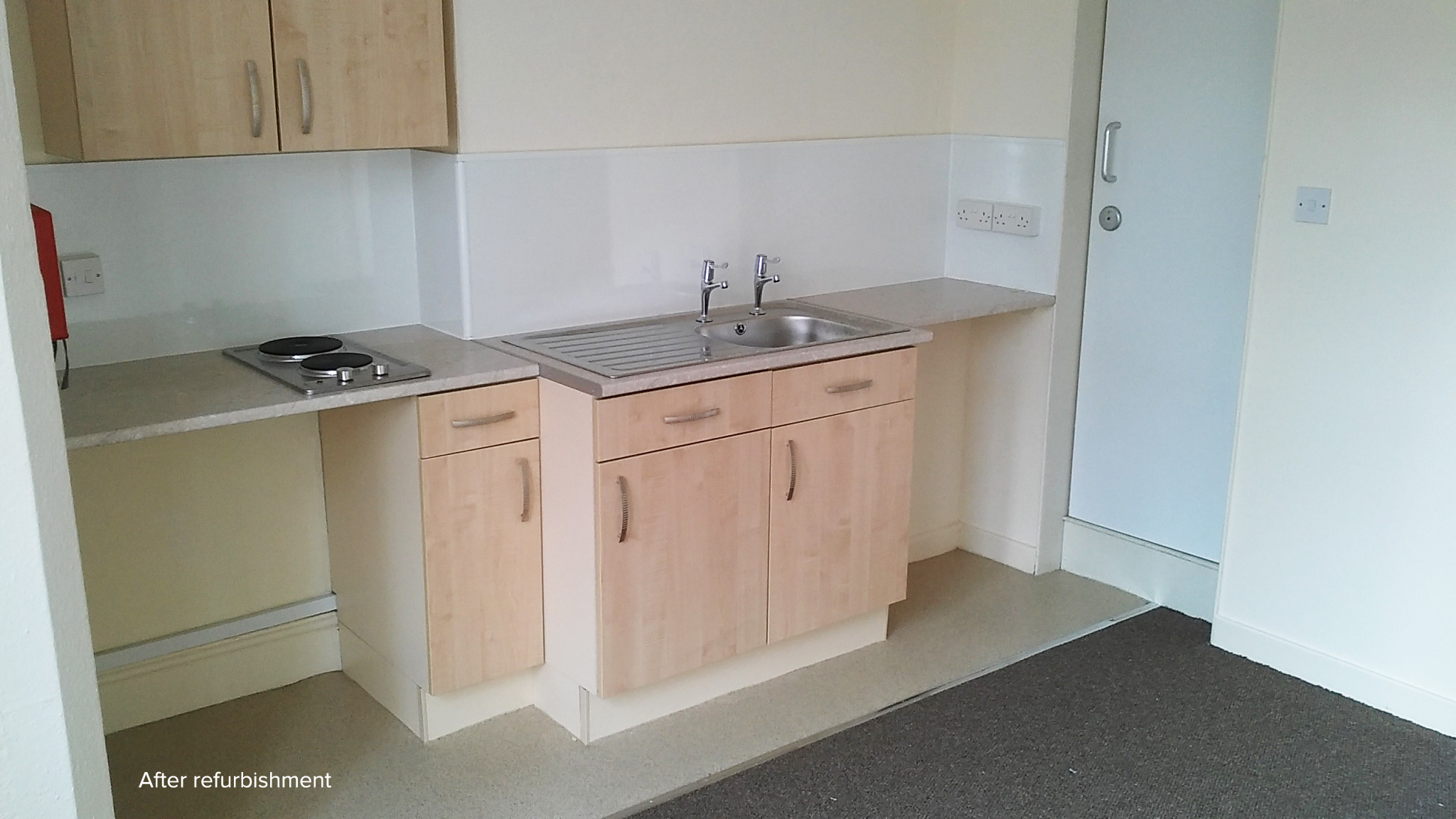 More than bricks and mortar: milestone reached in refurbishment of homeless accommodation in Oxford