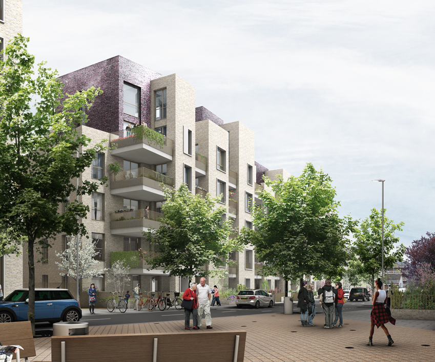 Countryside selected as preferred development partner to deliver £160m regeneration scheme in South Kilburn