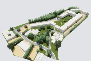 STRIDE secures Outline Planning Consent for Health Village at Queens Hospital, Burton