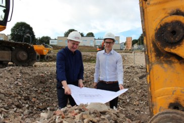 Construction starts on new affordable homes in Peterlee
