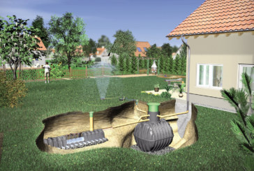 The benefits of large-scale rainwater harvesting for public sector projects