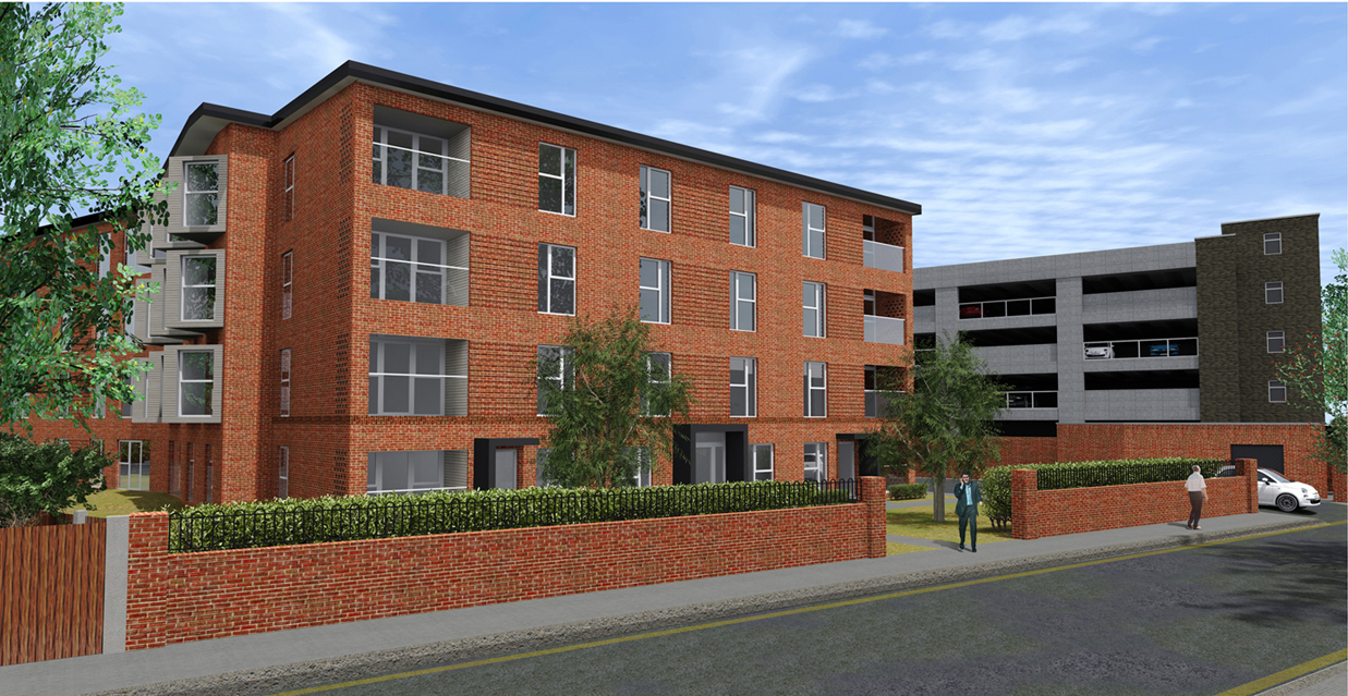 Proposals to transform former Watford Conservative Club into new affordable homes approved