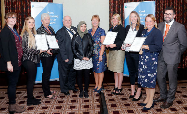 Ashford Borough Council wins award for pioneering work with Syrian refugees