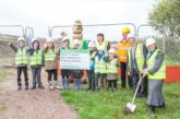 Work starts on new Bestwood Village Primary School in Nottinghamshire