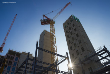 Government bans the use of combustible materials in new high-rise buildings above 18m