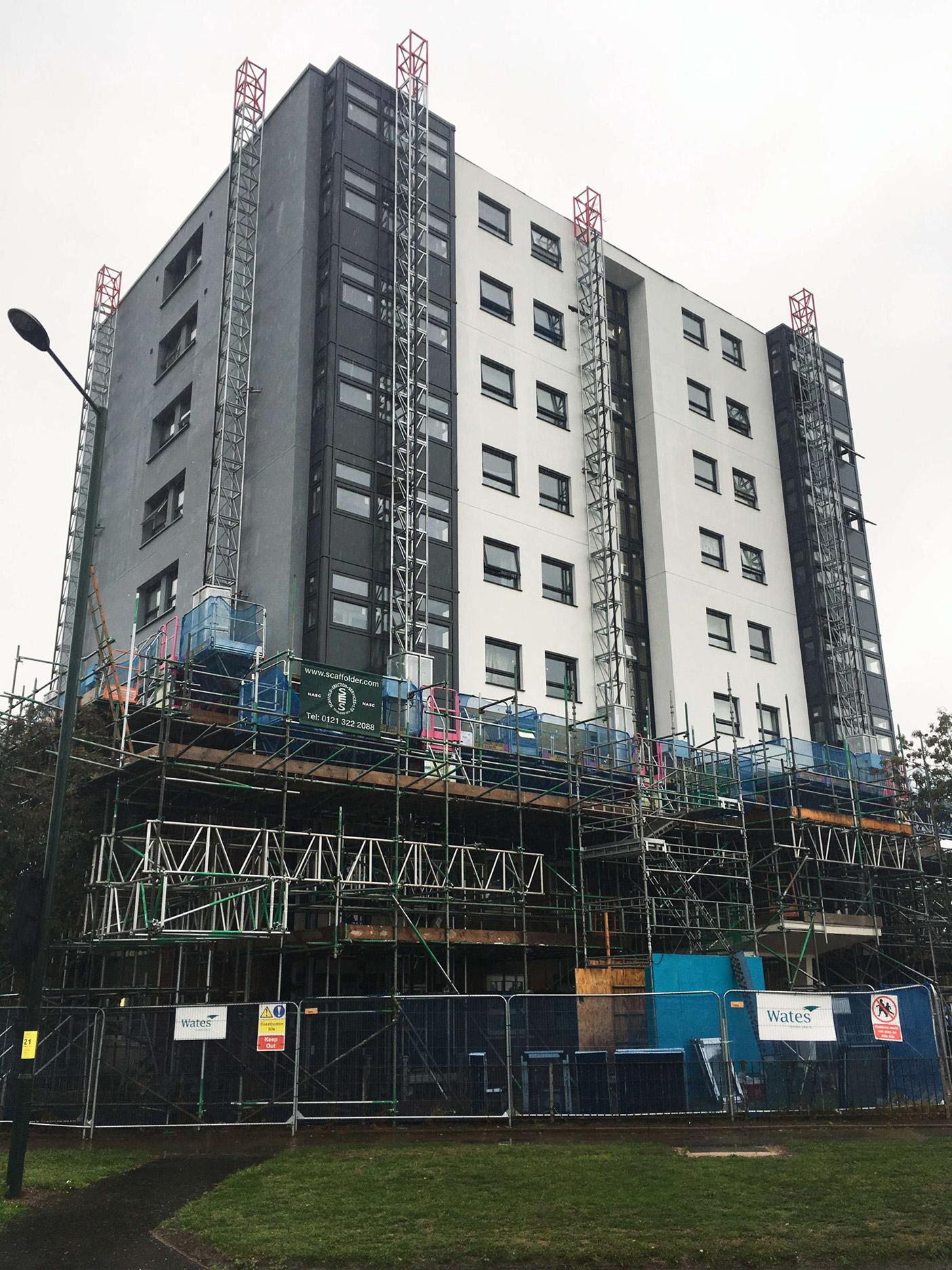 Shelforce boss backs Prime Minister's pledge to make people proud of social housing