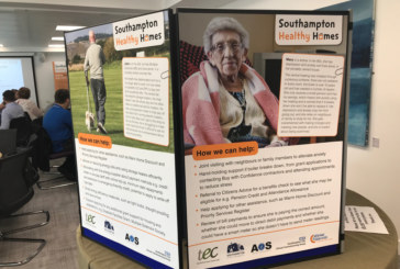 Southampton Healthy Homes secures additional funds to help residents stay warm this winter