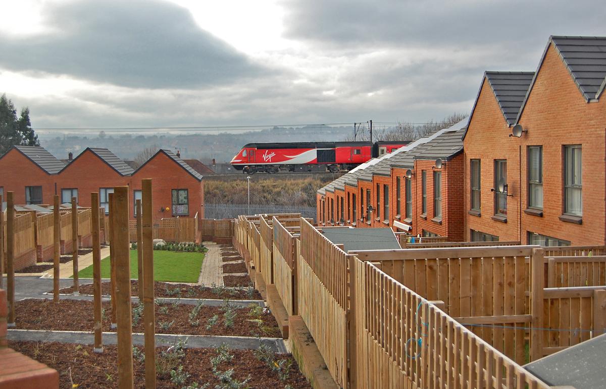 Gateshead Regeneration Partnership housing project shortlisted for RTPI planning award