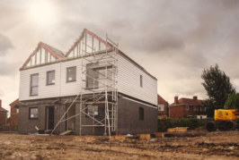 First modular homes constructed onsite at Gateshead Innovation Village for Home Group