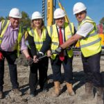Peabody and Redrow Begin First JV Project at Royal Docks Site