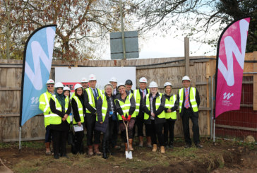 Groundbreaking Ceremony Marks Watford Community Housing's First Development in Hertsmere