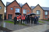 New Council Houses in Doncaster Land Top LABC Honour