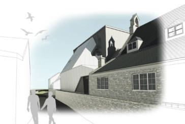 Conversion of historic church in Fife to provide community climbing and bouldering facilities