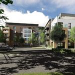 Foundations laid for Southampton City Council's Potters Court housing with care scheme