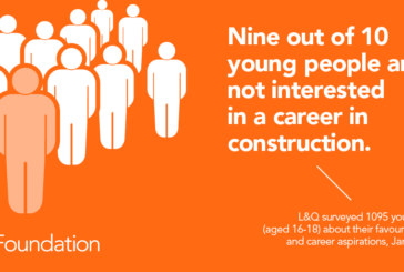 L&Q survey highlights need to attract more young people into construction