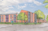 Leeds City Council and United Living submit plans for UK's largest modular council housing development