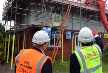 Sandwell selects Lovell for multimillion-pound external works programme