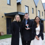 First new council homes completed in milestone Townhill Park redevelopment