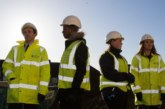 Construction students help United Living build new homes for the ex-service community