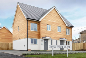 Kings Farm Close eco-home development demonstrates commitment to sustainable living