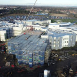 McAvoy completes building installation phase for £15m hospital wing in Northumbria