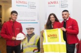 South Wales students inspired to career ahead in construction