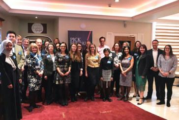 Senior business leader's celebrate International Women's Day 2019