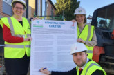 Milton Keynes Council and Unite team up to protect local construction workers
