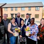 Arcon Housing celebrates new mixed-tenure development