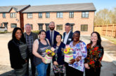 Arcon Housing celebrates new mixed-tenure development
