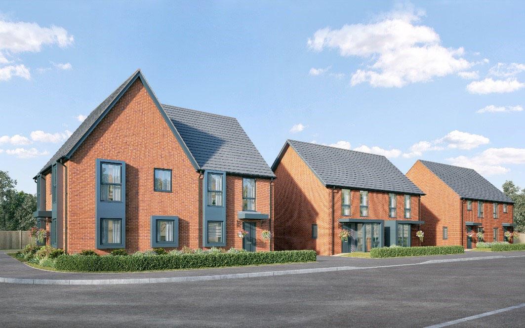 Plans for new Partington homes get the green light - labm