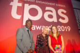 Higgins wins Team of the Year at the TPAS Awards 2019