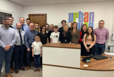 Constructive day as kids pay visit to Urban Union